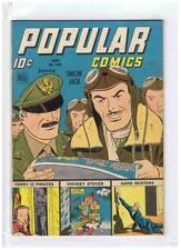 Dell Comics Popular Comics #100 VG/F+ 1944