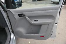 VW Caddy 3 2K Türverkleidung Verkleidung Tür vorne rechts grau artgrey