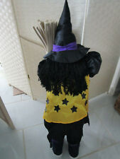 """Thomas Pacconi Witch Corner Doll Hide And Seek 31"""" Halloween"""