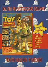 X7399 Toy Story - Disney - Pubblicità 1996 - Vintage advertising