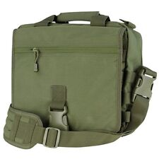 Condor Outdoor Tactical MOLLE Adjustable Padded E&E Bag w/ Hook-N-Loop OD Green