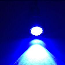 2Pcs Car COB LED Round Headlight DRL Driving Daytime Running Eagle Eye Light