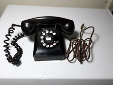 Vintage Bell Systems Western Electric F1 Rotary Dial Telephone--Works