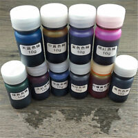 New 10 Bottles Epoxy UV Resin Coloring Dye Colorant Resin Pigment Art Crafts