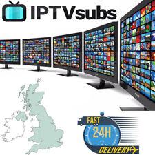 ✔ 24 MONTH IPTV Subscription 10000+ Channels OpenBox V8s V9s ZGemma IPTV + VOD ✔