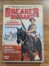 BREAKER MORANT DVD Film Movie Cert PG