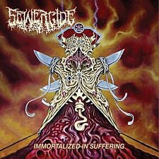 Sewercide - Immortalized In Suffering [New CD]