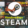 100 x Random Steam Keys Games Bundle - PC [GLOBAL] + 2 PREMIUM KEYS as Reward