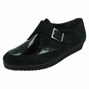 Ladies Clarks Creeper Style Shoes *Compass Point*