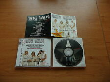 @ CD WIG WAM - HARD TO BE A ROCK 'N ROLLER: IN KIEV/CAPITOL 2005 /MELODIC