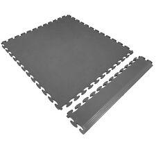 Heavy Duty Interlocking Vinyl (PVC) Tiles - Office & Commercial Flooring