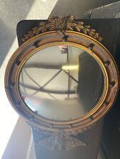 1800's Federal Convex Mirror