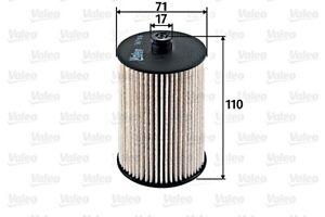 VALEO Fuel Filter For VOLVO S60 I S80 II V70 III Xc60 Xc70 Xc90 8621882