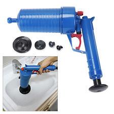 Abflussreiniger Pressluft Rohrreiniger 4 Bar Rohrreinigung Abflusspumpe Rohrfrei