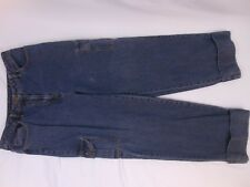CHRISTOPHER & BANKS WOMEN'S JEANS w/ CARGO POCKETS Size 10
