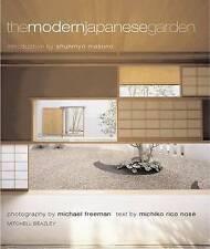 The Modern Japanese Garden by Michiko Rico Nose (Hardback, 2002)