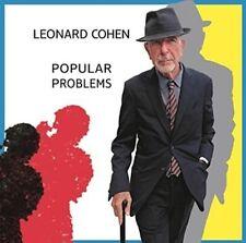 Leonard Cohen Popular Problems LP Vinyl 33rpm 180gm