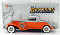 Brooklin 1/43 Scale - BRK116X 1931 Marmon Sixteen 2 Passenger Coupe BCC '08 Tang