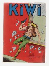 KIWI  PETIT FORMAT N°139  NOVEMBRE 1966  EDITIONS LUG