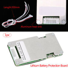 7s Cells 24V Lithium Li-ion 18650 Battery Bms Protection Board w/Balancing