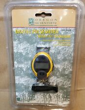 Oregon Scientific Digital Pulsemeter Model PM138E