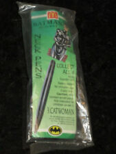 Batman 1980-2001 Promotional Fast Food Toys