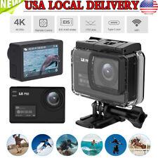 SJCAM SJ8 Pro 4K Action Camera WiFi EIS Sports Cam Touch Screen Dual SONY Sensor