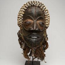 EC4 Dan Yakuba Maske Afrika Alt / Masque Dan Yacouba ancien / Old Dan mask