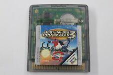 NINTENDO GAME BOY COLOR TONY HAWK'S PRO SKATER 3 SOLO CARTUCHO PAL EUR