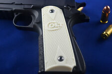 Classic Colt Polymer 1911 Grips Kimber Colt Ruger Springfield Etc