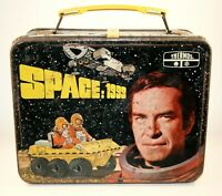 Authentic Vintage Space 1999 Metal Lunchbox by Thermos