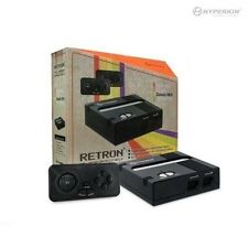 Hyperkin Retron 1 Nintendo NES Video Game Retro Console 8-Bit System Black