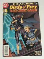 Birds of Prey Batgirl #1 Black Canary & Barbara Gordon 1998 DC Comics