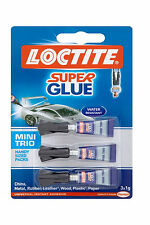 Loctite Mini Trio Super Glue