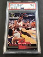 MICHAEL JORDAN 1993 UPPER DECK #MJ2 MR. JUNE INSERT CARD MINT PSA 9 BULLS NBA MJ