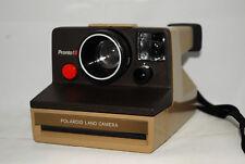 Polaroid Pronto SM SX-70 rare ,impossible film, lomography tested (a25) sweet!
