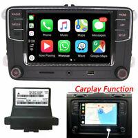 Autoradio RCD330 +GATEWAY Carplay Mirrorlink BT USB VW GOLF TIGUAN POLO CC Cable