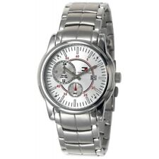 Tommy Hilfiger - 1710110 Silver Dial Stainless Steel Case Bracelet Man's Watch