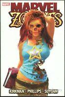 Marvel Zombies Hardcover HC HB Mary Jane Suydam art Kirkman