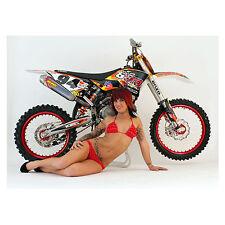 2007-2010 KTM SX/SXF BTO Sports.com Motocross Graphics Dirt Bike Graphic Decal