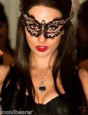 Vampire Diaries Laser Cut Venetian Masquerade Metal Filigree Event Party Mask