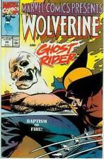 Marvel Comics Presents # 65 (Wolverine / Ghost Rider) (USA, 1990)