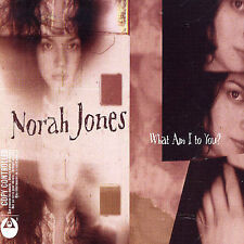 FREE US SHIP. on ANY 3+ CDs! NEW CD Jones, Norah: What Am I to You Import, Singl
