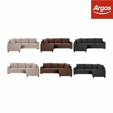 Fabric Solid Pattern Up to 2 Seats Sofas