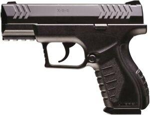 AIR GUN BB PISTOL CO2 Powered Hunting .177 Caliber Black Steel Umarex XBG NEW