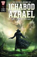 THE GRIEVOUS JOURNEY OF ICHABOD AZRAEL #2 (OF 6) PERCIVAL COVER 2000 AD COMICS