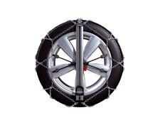 Catene Neve Power Grip 12mm SUV Gruppo 235 gomme 215//60r17 Volkswagen Multival