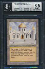 Arabian Nights Library of Alexandria BGS 8.5 Graded Magic MTG (0450)