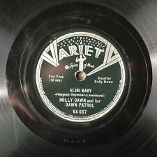DOLLY DAWN & HER DAWN PATROL The You & Me That Used to Be/Alibi Baby VARIETY 557