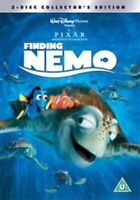 Finding Nemo -2 Disc Collector's Edition Compatible Willem Dafoe UK Region 2 DVD